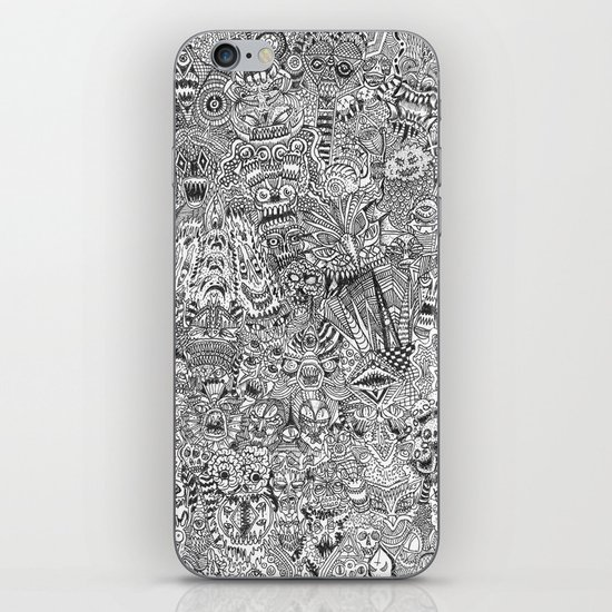 Commencement iPhone & iPod Skin