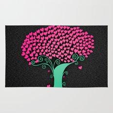 Tree Of Love  Rug