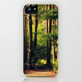 Woods Are Calling iPhone Case