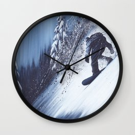 Forever Dreaming Of Wall Clock
