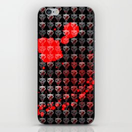 Wolves Pattern iPhone Skin
