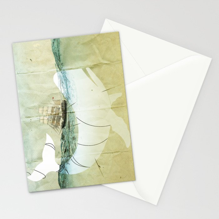 The crusade Stationery Cards