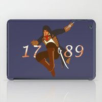 revolution iPad Cases featuring Revolution by Arts and Herbs