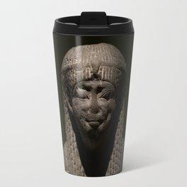 Egyptian Statue Travel Mug