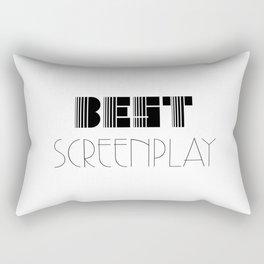 Hollywood Awards Season: Best Screenplay Rectangular Pillow
