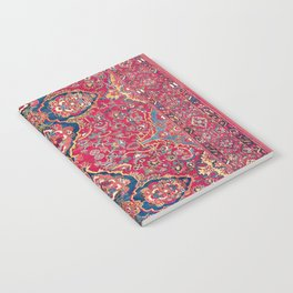 Bakhtiari West Persian Rug Notebook