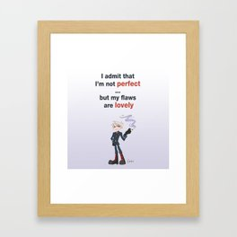 APH: Perfection Framed Art Print