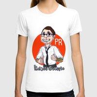pacific rim T-shirts featuring Pacific Rim Kaijuu Groupie  by TheDigitalPandora
