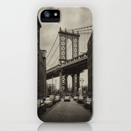 Once upon a time in America iPhone Case