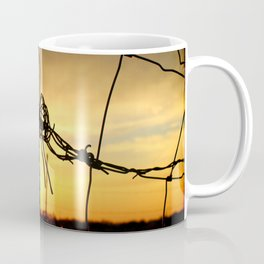 On The Border Coffee Mug