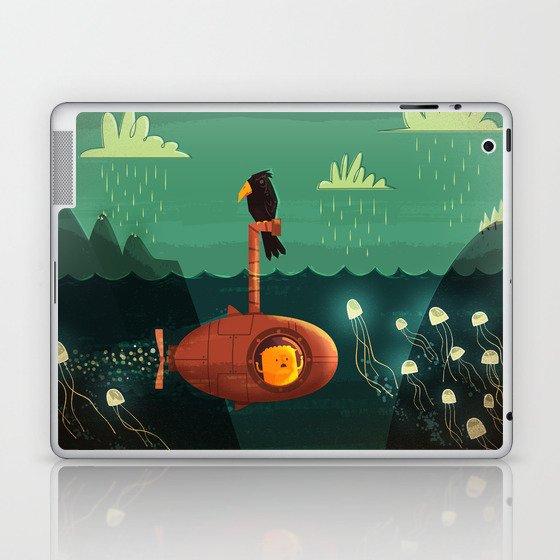 Submarine Laptop & iPad Skin