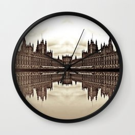 Coalition Wall Clock