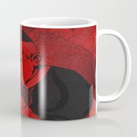 benedict Mugs featuring benedict by Lunaramour