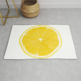 LOVE LEMON Rug