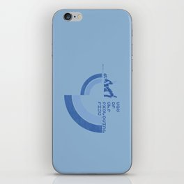 Fist iPhone Skin
