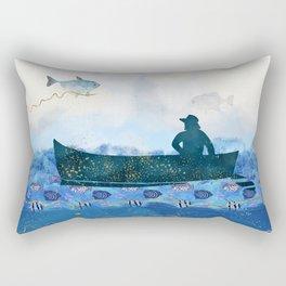 The Fisherman's Dream #2 Rectangular Pillow