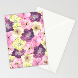 The Hellebores Stationery Cards