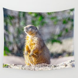 The Good Gopher Wall Tapestry