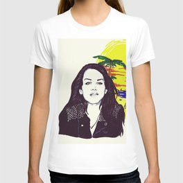 THE ULTRAVIOLENCE GIRL T-shirt