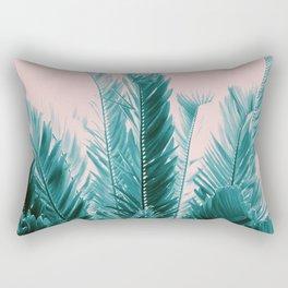 Tropical Leaves Dream #6 #tropical #decor #art #society6 Rectangular Pillow