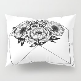 Mailed With Love Pillow Sham