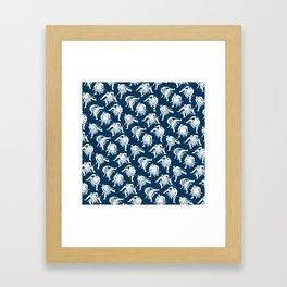 Some Sumo Framed Art Print