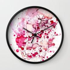 Clown, Mr Eyecandy Wall Clock