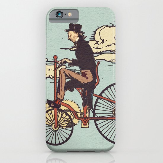 Steam FLY iPhone & iPod Case