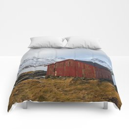 The red shed Comforters