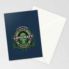 Lovecraft Dark Spirits Stationery Cards