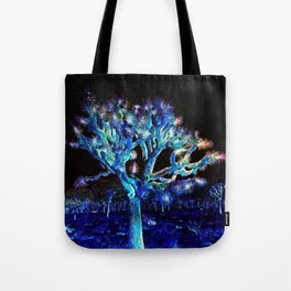 Joshua Tree VG Hues by CREYES Tote Bag