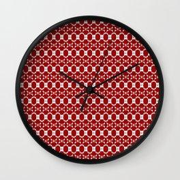 Christmas Nordic de Lite - CNDL001 Wall Clock