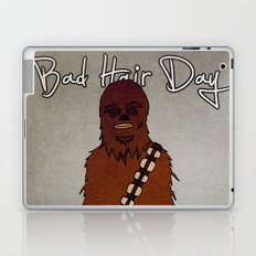 bad hair day no:3 / Chewbacca  Laptop & iPad Skin
