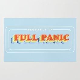 Full Panic - In Rainbow Rug