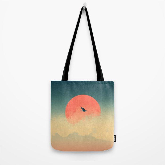 Lonesome Traveler Tote Bag