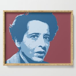 Hannah Arendt Serving Tray