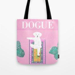 Dogue - Yoga Tote Bag