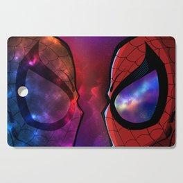 Spidey VS Cosmic Spidey Cutting Board