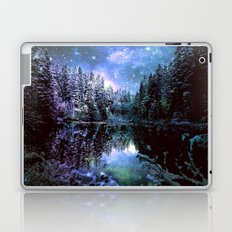 Mystical Winter Forest Laptop & iPad Skin