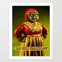 Mammy Art Print