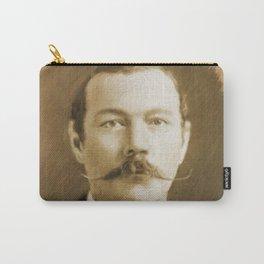 Sir Arthur Conan Doyle Carry-All Pouch