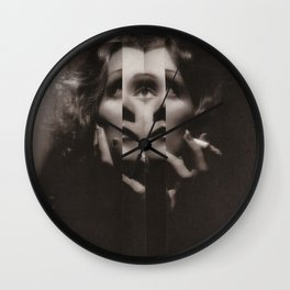 Metaphysical Desire Wall Clock