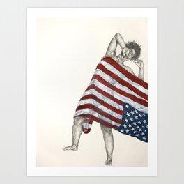 Awilda Art Print