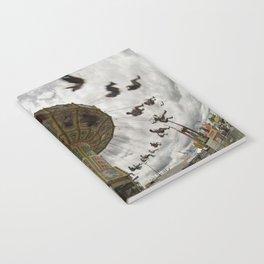 chain swing Notebook