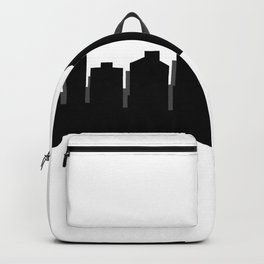 Boston skyline Backpack