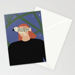Things I don't want to know Stationery Cards