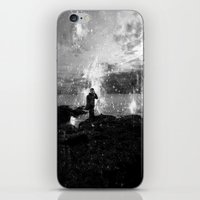 le petit prince iPhone & iPod Skins featuring le petit prince by eugen