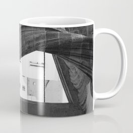 spiral staircase Torgau Coffee Mug
