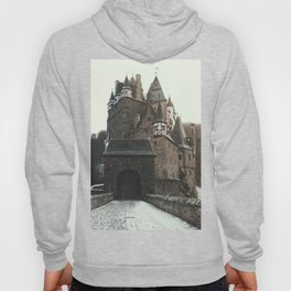 Finally, a Castle - landscape photography Hoody