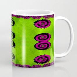 Decorative dots Coffee Mug